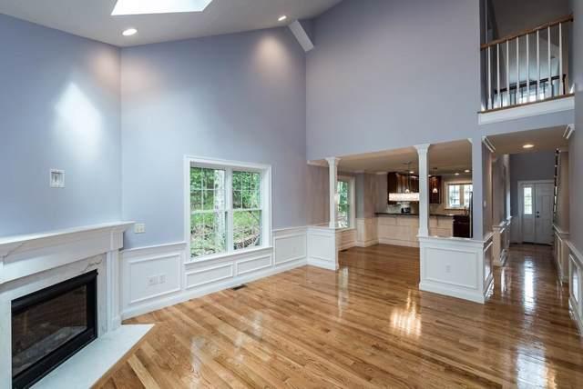 31 Jefferson Drive #31, Lexington, MA 02420 (MLS #72611854) :: Westcott Properties
