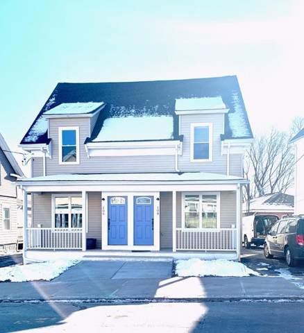 108 Liberty Stree #1, Quincy, MA 02169 (MLS #72611855) :: Westcott Properties
