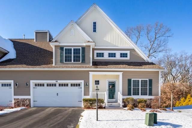 44 Longobardi Dr #44, Franklin, MA 02038 (MLS #72611897) :: The Duffy Home Selling Team