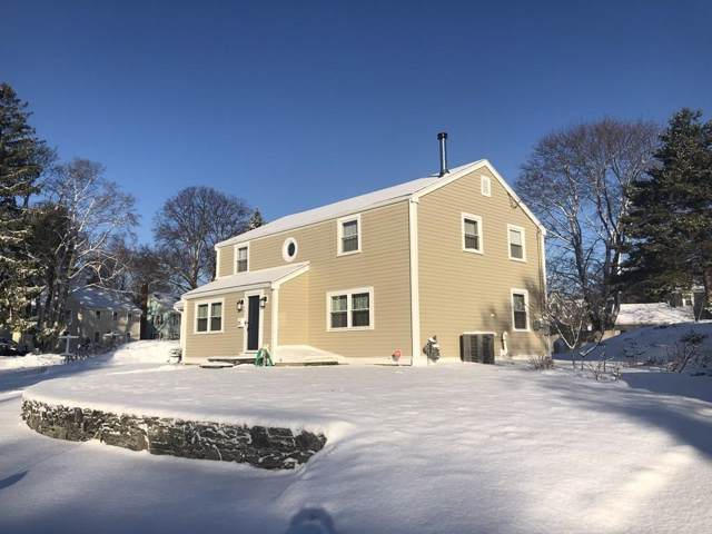 35 Longview Dr, Marblehead, MA 01945 (MLS #72611958) :: The Duffy Home Selling Team