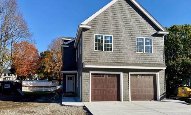 19 Utica St #19, Woburn, MA 01801 (MLS #72611974) :: The Duffy Home Selling Team