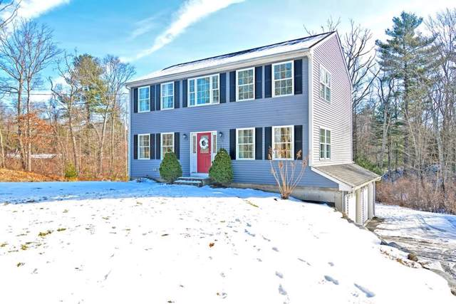 15 Smith, Rehoboth, MA 02769 (MLS #72611976) :: The Duffy Home Selling Team