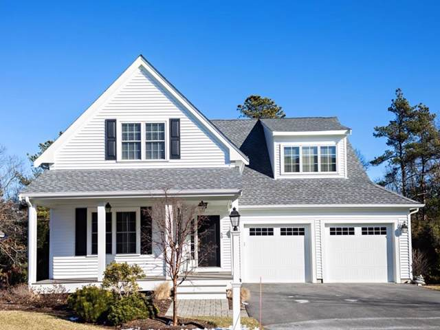 50 Boatwright's Loop, Plymouth, MA 02360 (MLS #72611993) :: The Duffy Home Selling Team