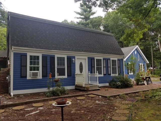 38 Russell Trufant Rd., Carver, MA 02330 (MLS #72612009) :: RE/MAX Vantage