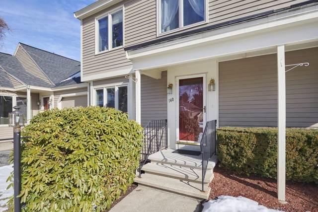 140 Brickett Hill Cir #140, Haverhill, MA 01830 (MLS #72612058) :: Maloney Properties Real Estate Brokerage