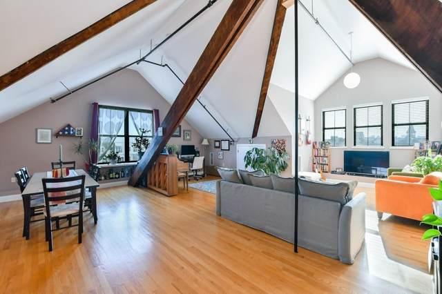 220 Spencer Ave #306, Chelsea, MA 02150 (MLS #72612065) :: Maloney Properties Real Estate Brokerage