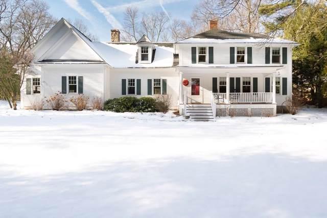 37 Pine St, Dover, MA 02030 (MLS #72612073) :: Spectrum Real Estate Consultants