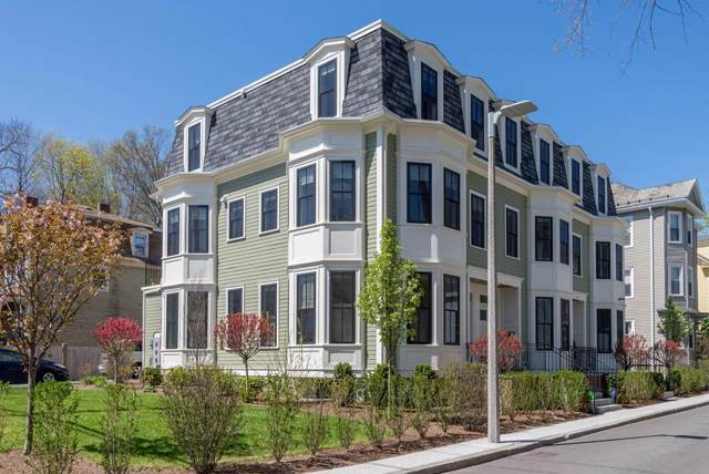 213 Lamartine Street #213, Boston, MA 02130 (MLS #72612108) :: Berkshire Hathaway HomeServices Warren Residential
