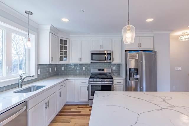 14 Hines #14, Newburyport, MA 01950 (MLS #72612151) :: Spectrum Real Estate Consultants