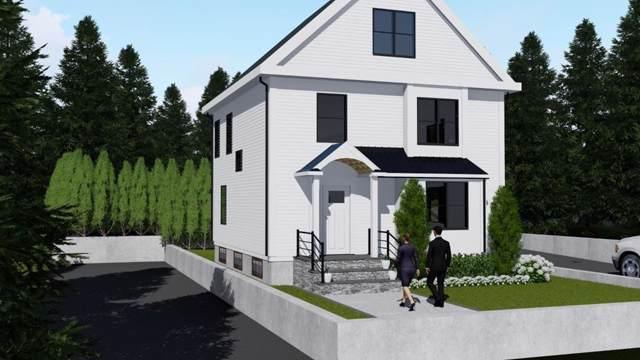 52 Cohasset #1, Boston, MA 02131 (MLS #72612159) :: Berkshire Hathaway HomeServices Warren Residential