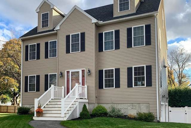 10 Russell St, Methuen, MA 01844 (MLS #72612172) :: Spectrum Real Estate Consultants