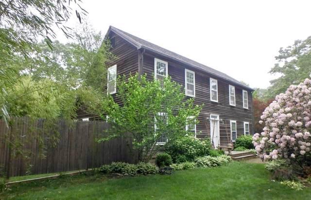 4 Stonewood Ln, West Tisbury, MA 02575 (MLS #72612192) :: Spectrum Real Estate Consultants