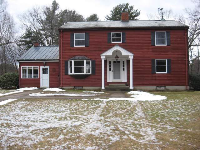 11 Mcdonald Ave, Granby, MA 01033 (MLS #72612195) :: Trust Realty One