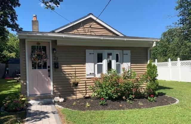 27 Marion Ave, Millbury, MA 01527 (MLS #72612206) :: Spectrum Real Estate Consultants