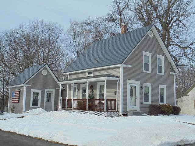 256 Park Street, Gardner, MA 01440 (MLS #72612234) :: Spectrum Real Estate Consultants