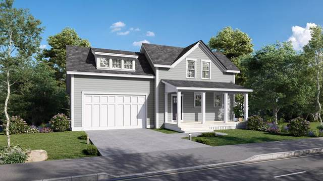 18 Daley Dr #18, West Newbury, MA 01985 (MLS #72612245) :: Spectrum Real Estate Consultants