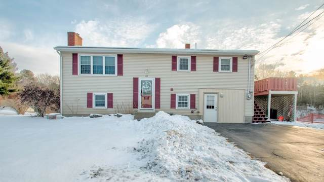 29 Condon Dr, Spencer, MA 01562 (MLS #72612252) :: Conway Cityside