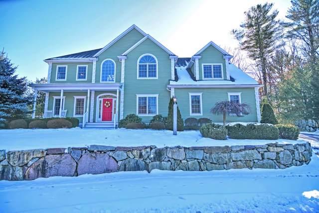 16 Oak Leaf Lane, Easton, MA 02356 (MLS #72612268) :: Kinlin Grover Real Estate