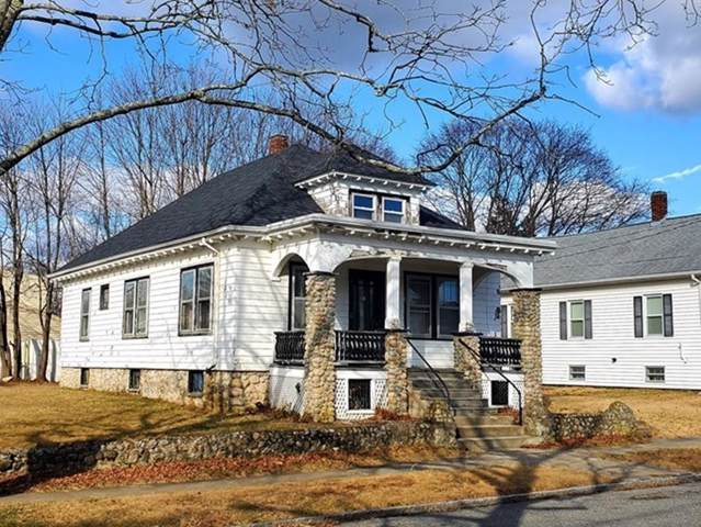 49 Ethel St., New Bedford, MA 02745 (MLS #72612322) :: Spectrum Real Estate Consultants