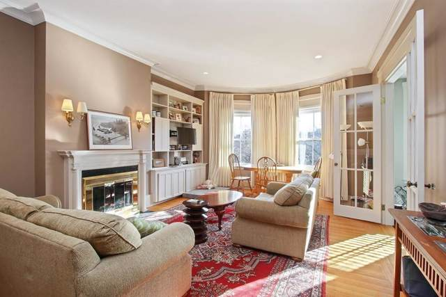 88 Beacon St #5, Boston, MA 02108 (MLS #72612335) :: Berkshire Hathaway HomeServices Warren Residential