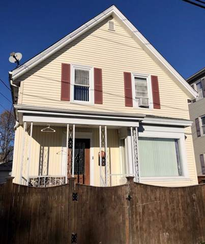 124 Grinnell St, Fall River, MA 02721 (MLS #72612344) :: Spectrum Real Estate Consultants