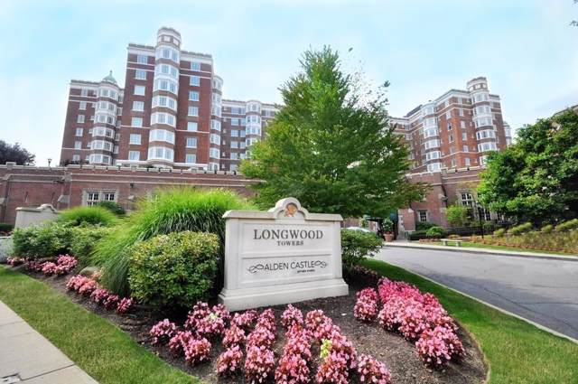 20 Chapel Street A503, Brookline, MA 02446 (MLS #72612369) :: Berkshire Hathaway HomeServices Warren Residential