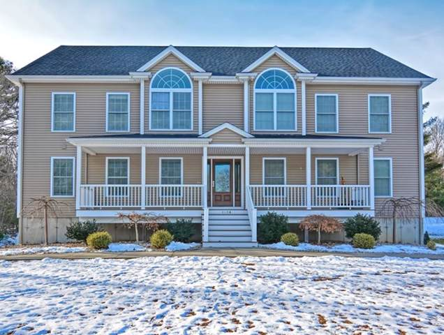 1724 Milk St B, Dighton, MA 02715 (MLS #72612375) :: DNA Realty Group