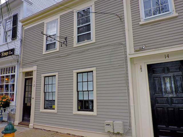 12 North St 3A, Plymouth, MA 02360 (MLS #72612390) :: DNA Realty Group