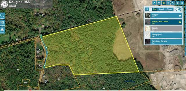 Lot 1 North St, Douglas, MA 01516 (MLS #72612410) :: Spectrum Real Estate Consultants