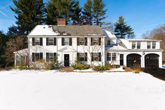 723 Charles River St, Needham, MA 02492 (MLS #72612421) :: Trust Realty One