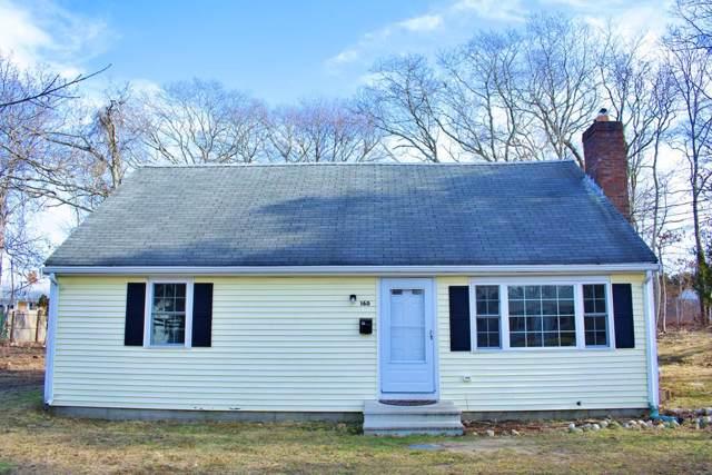 160 Hinckley Rd, Barnstable, MA 02601 (MLS #72612426) :: Spectrum Real Estate Consultants