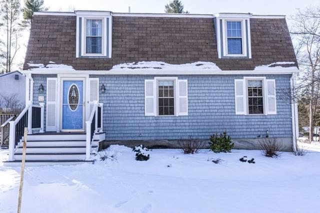 12 Deer Hill Rd, Taunton, MA 02780 (MLS #72612439) :: Spectrum Real Estate Consultants
