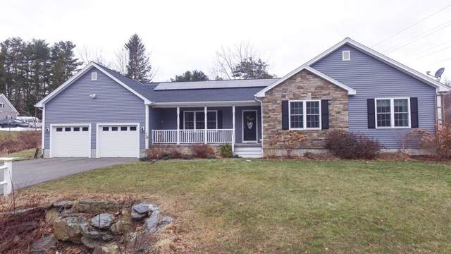 380 Pleasant St, Leicester, MA 01524 (MLS #72612472) :: Driggin Realty Group