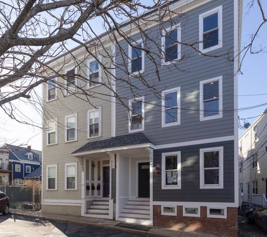 225 Bowen #2, Boston, MA 02127 (MLS #72612566) :: Revolution Realty