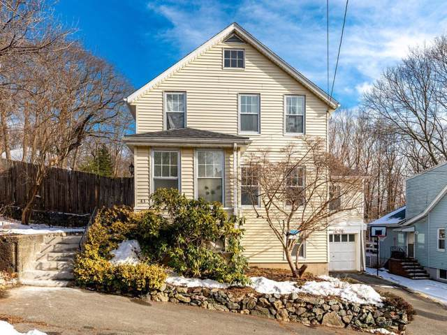 43 N Mountain Ave, Melrose, MA 02176 (MLS #72612567) :: Berkshire Hathaway HomeServices Warren Residential