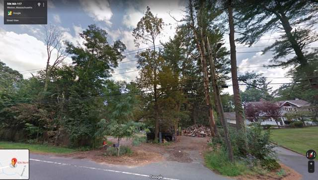 506 North Ave, Weston, MA 02493 (MLS #72612702) :: Berkshire Hathaway HomeServices Warren Residential