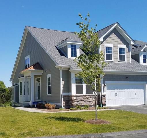 121 Brooksmont Drive #39, Holliston, MA 01746 (MLS #72612707) :: Berkshire Hathaway HomeServices Warren Residential
