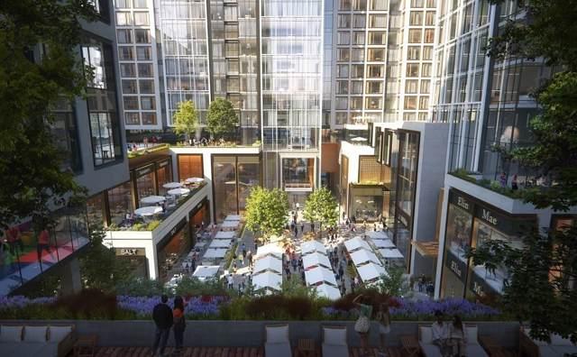 135 Seaport Boulevard #1007, Boston, MA 02210 (MLS #72612735) :: Berkshire Hathaway HomeServices Warren Residential