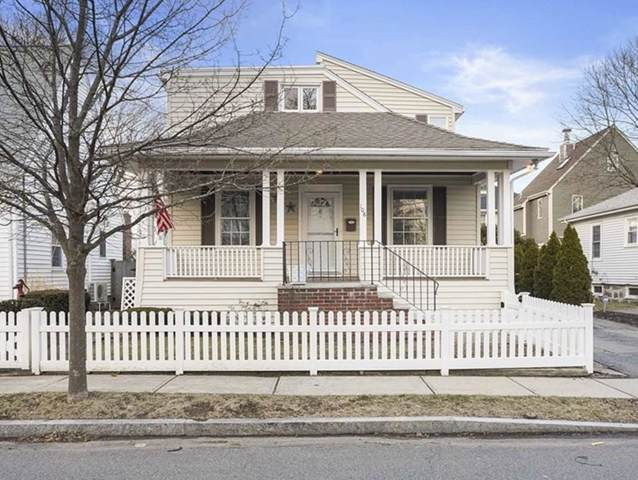 108 Franklin Avenue, Quincy, MA 02170 (MLS #72612802) :: Westcott Properties