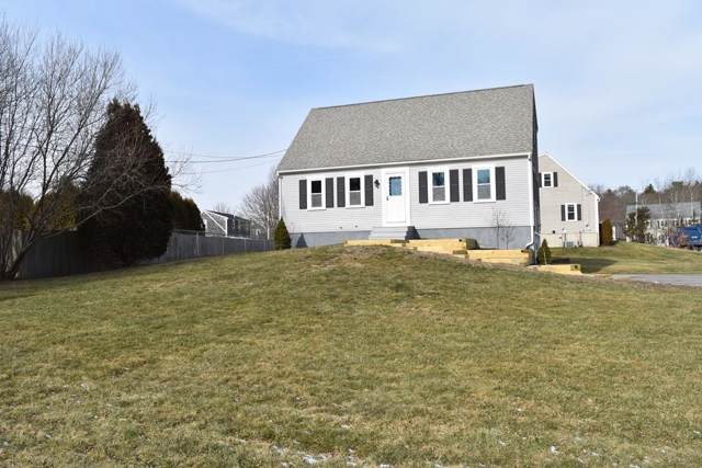 15 Judson Dr, Fairhaven, MA 02719 (MLS #72612807) :: Trust Realty One