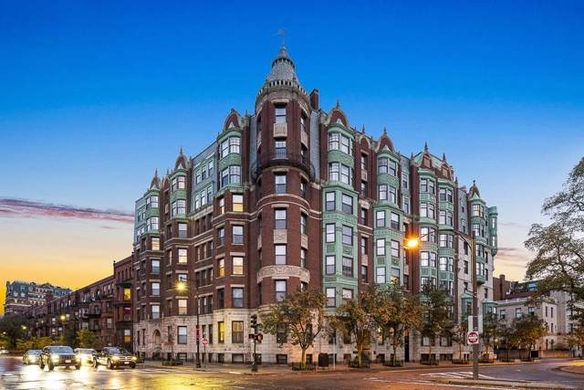 4 Charlesgate East C 304, Boston, MA 02215 (MLS #72612884) :: Berkshire Hathaway HomeServices Warren Residential