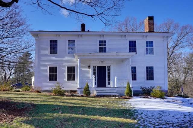 1227 Central Street, Leominster, MA 01453 (MLS #72612885) :: Berkshire Hathaway HomeServices Warren Residential