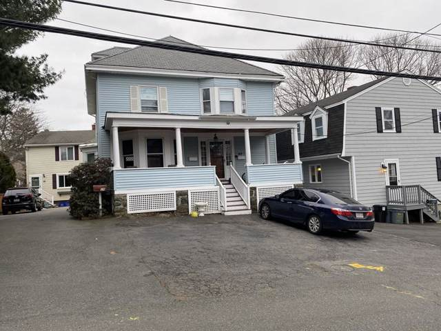 40 Lincoln #1, Marblehead, MA 01945 (MLS #72612899) :: Anytime Realty