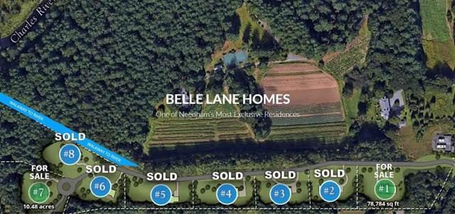 lot 7 Belle Lane, Needham, MA 02492 (MLS #72613001) :: Trust Realty One