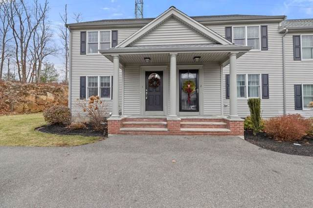 600 Justin Dr #1, Weymouth, MA 02188 (MLS #72613062) :: Anytime Realty