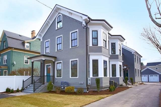 46 Washington Park #46, Newton, MA 02460 (MLS #72613125) :: Kinlin Grover Real Estate