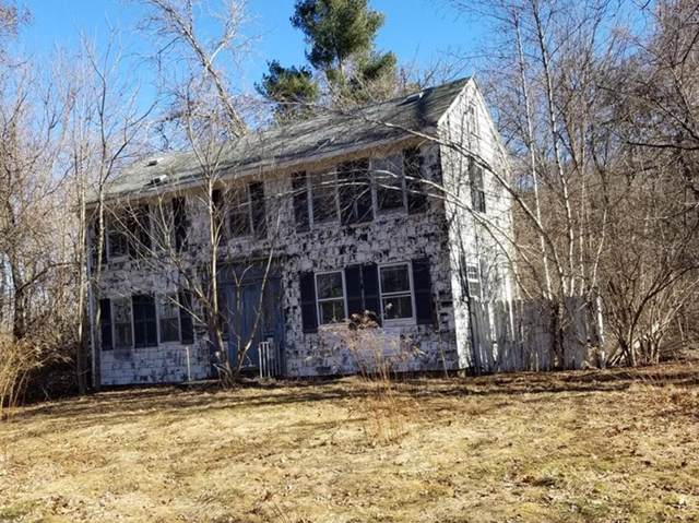 118.5 Old Westboro  Rd & 8 Morgan Dr, Grafton, MA 01536 (MLS #72613126) :: Trust Realty One