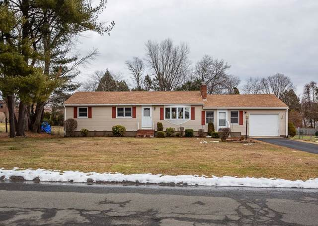 25 Paulson Dr, West Springfield, MA 01089 (MLS #72613165) :: Driggin Realty Group