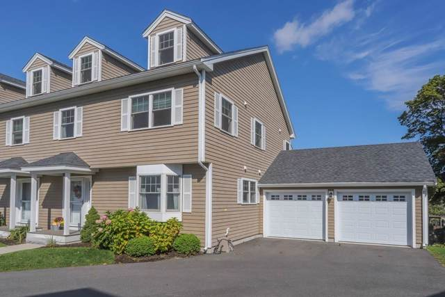 8 Gracie Lane #8, Swampscott, MA 01907 (MLS #72613184) :: Anytime Realty
