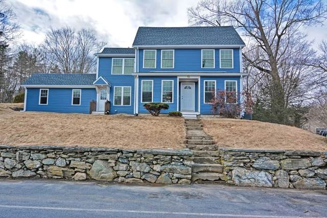 56 Carter Street, Berlin, MA 01503 (MLS #72613187) :: Anytime Realty